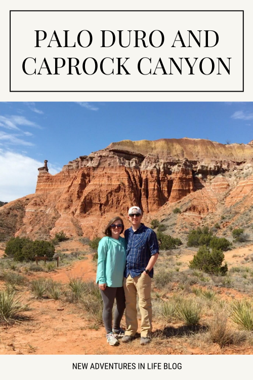 Palo Duro and Caprock Canyon
