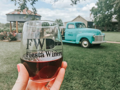 Wineries close to Colorado Bend State Park