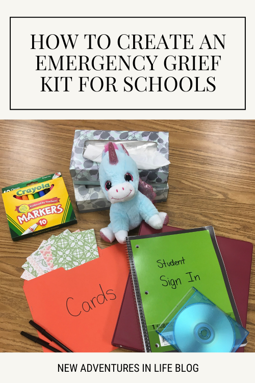 emergency kit for schools