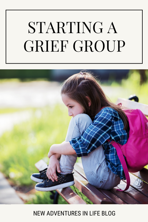 Starting a Grief Group
