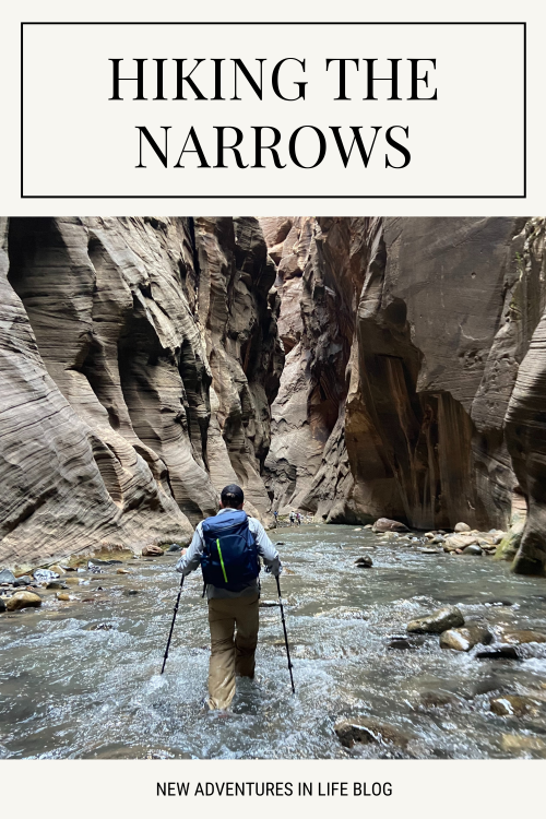 hiking the narrows ad