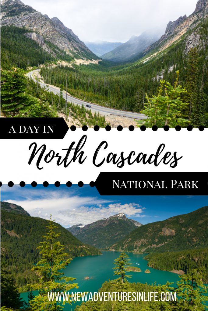 north cascades national park in a day